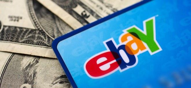 Umsatz behauptet?: Ausblick: Was Analysten von der eBay-Bilanz erwarten | Nachricht | finanzen.net