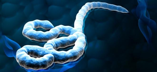 Darum steigt Tekmira: Tekmira-Aktie klettert rund 45 Prozent - Hoffnung auf Ebola-Medikament   Nachricht   finanzen.net