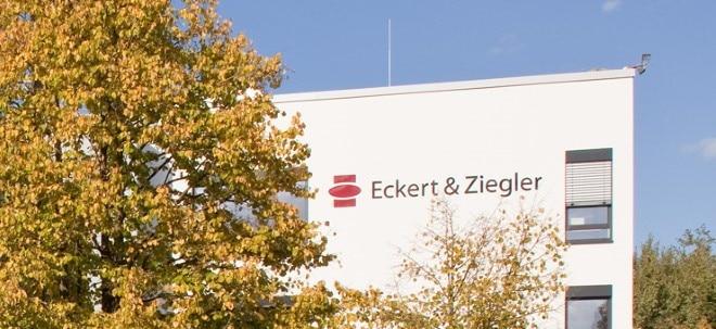 Euro am Sonntag-Aktien-Check: Eckert & Ziegler-Aktie: Erhält Dämpfer | Nachricht | finanzen.net