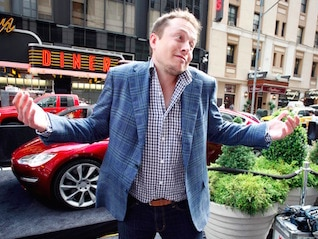: There's a simple reason why Elon Musk always talks down the price of Tesla stock (TSLA)