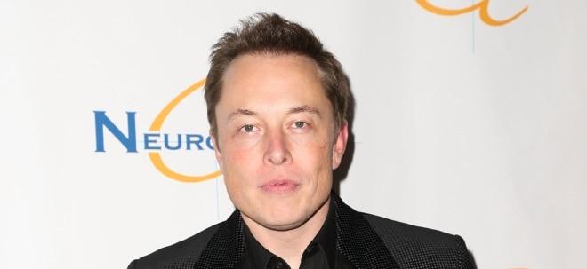 Rücktritt als AR-Chef: Nach SEC-Klage: Elon Musk gibt seinen Posten an der Tesla-Spitze auf - Aktie steigt zweistellig | Nachricht | finanzen.net