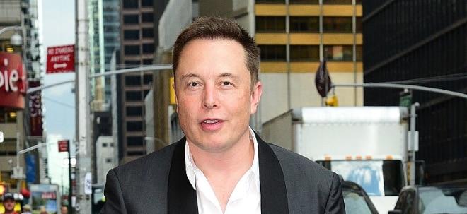 Trotz Milliardenvermögen: Tesla-Aktien verpfändet: Elon Musk soll Banken eine halbe Milliarde Dollar schulden | Nachricht | finanzen.net