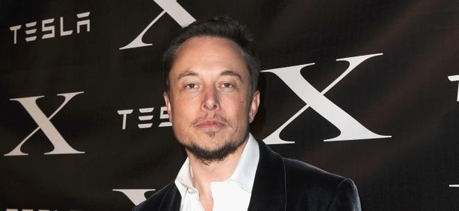 Tesla-CEO Elon Musk: Inspirierendster Firmenchef der Tech-Branche