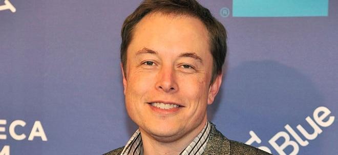 Bloomberg Billionaires Index: Tesla-Chef Elon Musk überholt Bill Gates in Milliardärs-Rangliste | Nachricht | finanzen.net