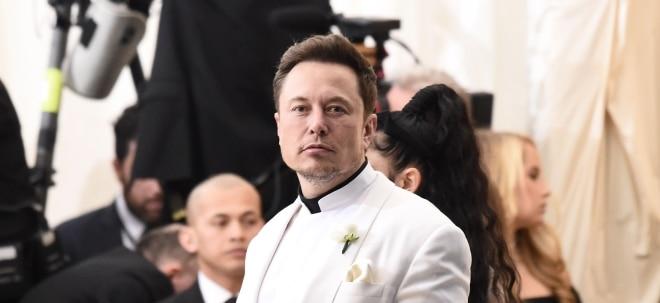 Wertpapierbetrug: US-Börsenaufsicht verklagt Elon Musk - Tesla-Aktie bricht ein | Nachricht | finanzen.net