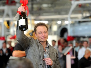 : IT'S OFFICIAL: Goldman Sachs is advising Elon Musk on his plans to take Tesla private (TSLA)