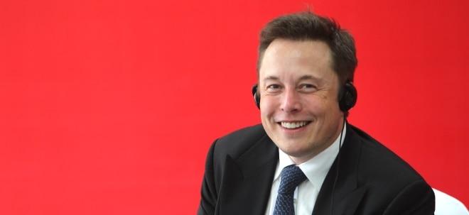 Fast 5.000 Tweets: Neue Geschäftsideen, Kritik & Co.: Was Tesla-Chef Elon Musk bisher getwittert hat | Nachricht | finanzen.net