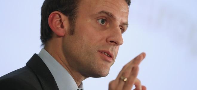 Ohne Reformen: Französischer Präsidentschaftskandidat gibt dem Euro noch 10 Jahre | Nachricht | finanzen.net