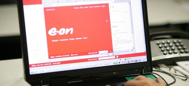 Aktien platziert: E.ON erzielt mit Kapitalerhöhung rund 1,35 Milliarden Euro - Aktie gewinnt | Nachricht | finanzen.net
