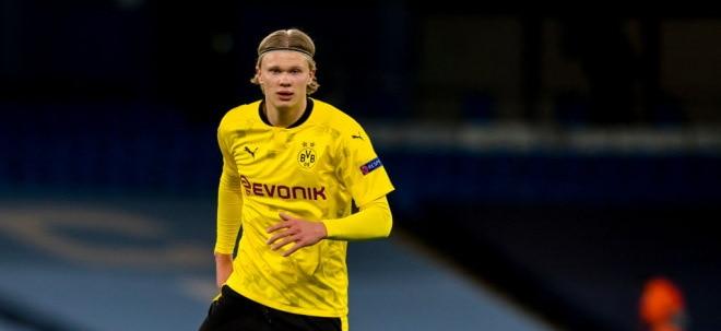Supercup: BVB-Aktie dreht ins Plus: Haaland bleibt laut Zorc auf jeden Fall in Dortmund - Bayern entzaubern BVB | Nachricht | finanzen.net