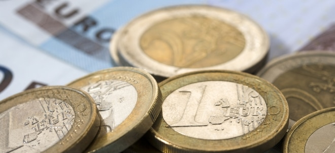 Grundstimmung freundlich: Aus diesen Gründen legt der Eurokurs zu | Nachricht | finanzen.net