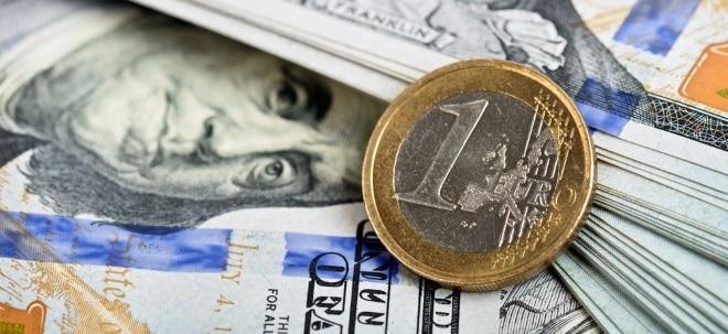 Vor US-Inflationsdaten: Eurokurs gibt vor erwartet robusten Zahlen Gewinne ab | Nachricht | finanzen.net