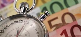 Spannung vor Anleiheauktion: Euro vor Italien-Auktion über 1,30 Dollar | Nachricht | finanzen.net