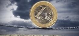 BIP-Entwicklung belastet: Devisen: Euro gefallen - Wirtschaft schrumpft in Deutschland und Frankreich | Nachricht | finanzen.net