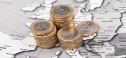 Schwache Aktienmärkte: Euro gefallen | Nachricht | finanzen.net