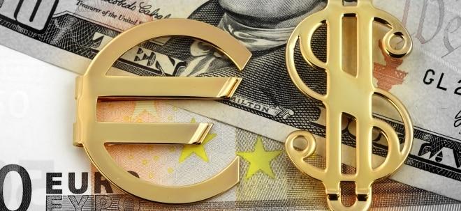 Daten im Blick: Darum gibt der Euro seine Gewinne wieder ab | Nachricht | finanzen.net