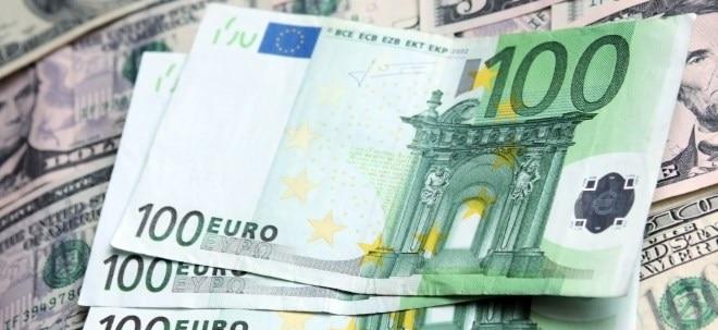 Impulsarmer Handel: Euro wenig verändert nach starken Vortagesgewinnen | Nachricht | finanzen.net