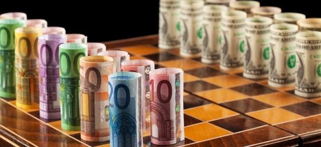 Handelsstreit geht weiter: Darum legt der Eurokurs eine kleine Berg- und Talfahrt hin | Nachricht | finanzen.net