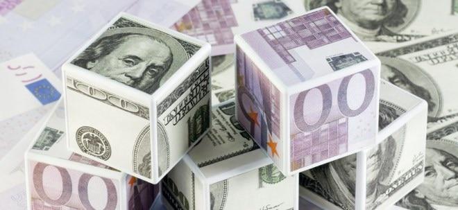 Freundliche Stimmung: Darum legt der Eurokurs am Donnerstag zu | Nachricht | finanzen.net