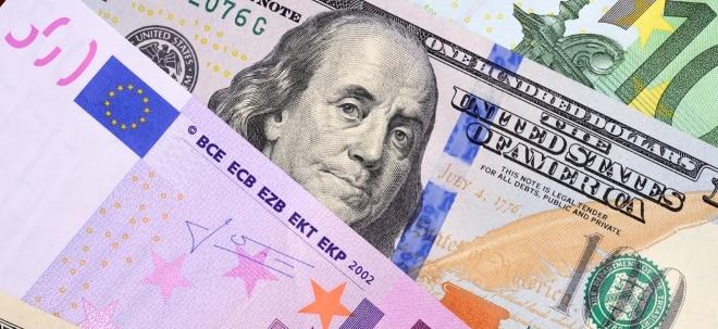 Solide Konjunkturdaten: Darum legt der Euro deutlich zu | Nachricht | finanzen.net