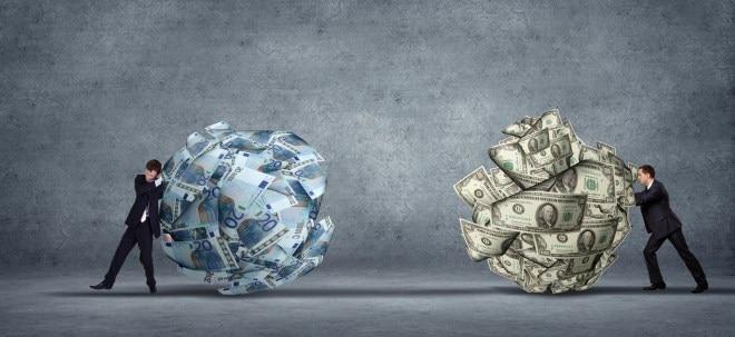 Weltpolitische Unsicherheit: Euro nach Berg- und Talfahrt unter Druck | Nachricht | finanzen.net