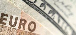 Aktienmärkte belasten: Eurokurs leicht gefallen | Nachricht | finanzen.net