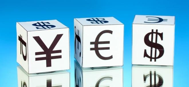 Verhaltene Reaktionen: Deshalb gibt der Euro etwas nach - türkische Lira steigt | Nachricht | finanzen.net