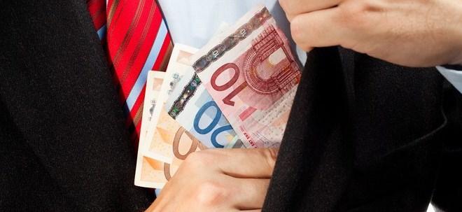 Top-Gehälter: In diesen Branchen bekommt man das höchste Gehalt | Nachricht | finanzen.net