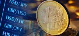 Nach EZB-Rückflüssen: Euro sinkt unter 1,32 US-Dollar | Nachricht | finanzen.net