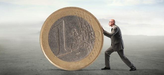 Unter Druck: Darum geht es für den Euro weiter bergab | Nachricht | finanzen.net