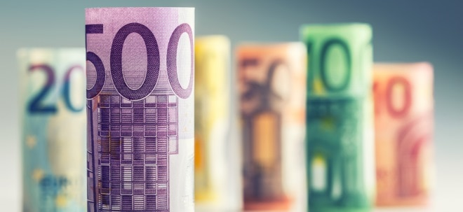 Negative Konjunkturdaten: Darum fällt der Eurokurs auf ein Zwei-Jahrestief | Nachricht | finanzen.net