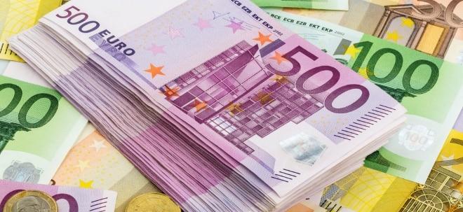 W 228 Hrung Gibt Nach Euro Leicht Gesunken Nachricht
