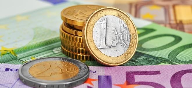 Dollar-Schwäche: Darum legt der Eurokurs zu - Zweiwochenhoch | Nachricht | finanzen.net