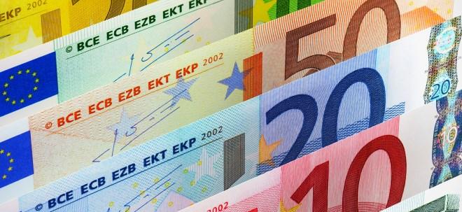 Blick nach Asien: Darum gibt der Eurokurs zum Wochenausklang nach | Nachricht | finanzen.net