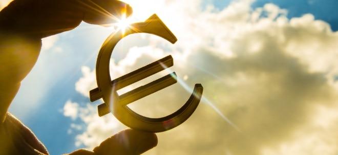 Deshalb klettert der Euro auf den höchsten Stand seit zweieinhalb Jahren
