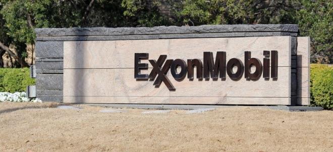 Markantes Umsatzminus: US-Ölkonzern ExxonMobil erleidet weiteren Gewinneinbruch | Nachricht | finanzen.net
