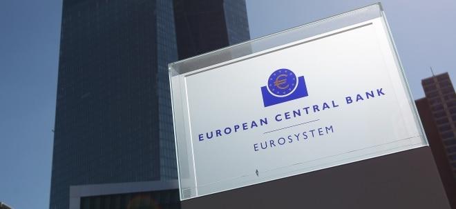 Niveau wird beibehalten: EZB lässt Geldpolitik wie erwartet unverändert | Nachricht | finanzen.net