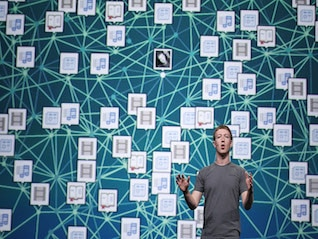 : Facebook has officially hit 2 billion users (FB)