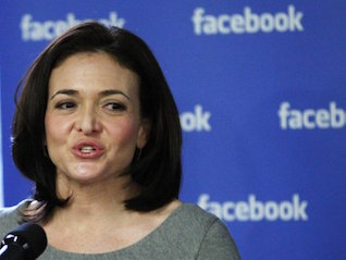 : Facebook employees still love Sheryl Sandberg and say she shouldn't be fired (FB)
