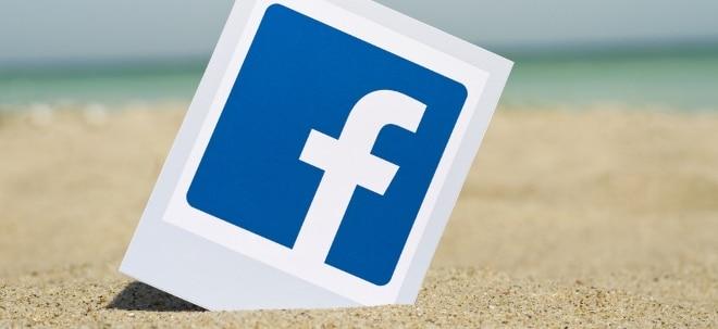 Heftige Kritik: Facebook-Aktie massiv unter Druck nach Datenaffäre | Nachricht | finanzen.net