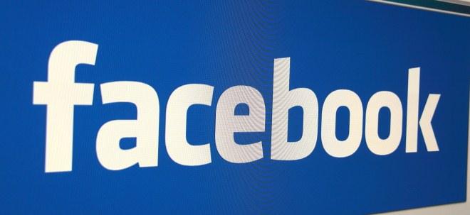 EPS verbessert: Facebook-Aktie dennoch leichter: Facebook kann Umsatz steigern | Nachricht | finanzen.net