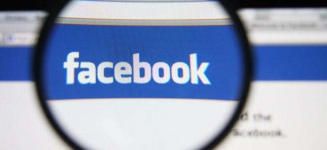 Nutznießer: Facebook profitiert vom Streit um Tiktok - Facebook-Aktie nach neuem Rekordhoch fest ins Wochenende | Nachricht | finanzen.net