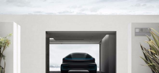 Pleite noch abzuwenden?: Massive Probleme bei Faraday: Tesla-Konkurrent holt sich Hilfe aus Deutschland | Nachricht | finanzen.net