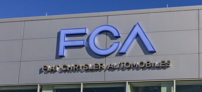 Rote Zahlen: Fiat Chrysler in Corona-Krise mit Milliardenverlust - Fiat Chrysler-Aktie fester | Nachricht | finanzen.net