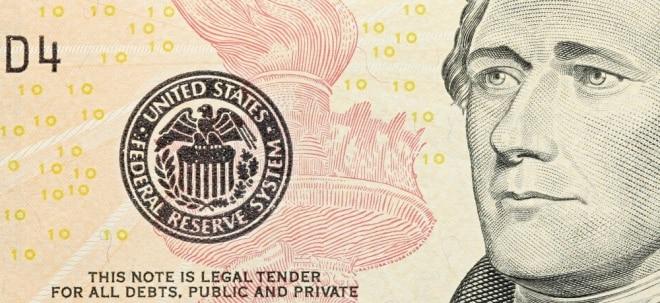 Entgegen der Fed-Aussagen: US-Leitzins: Der Markt glaubt nicht an vier Zinserhöhungen 2018 | Nachricht | finanzen.net