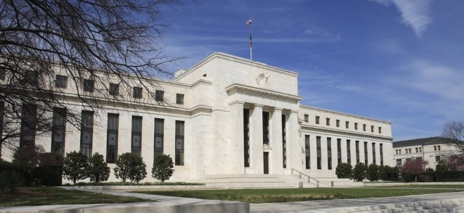 Zinsanhebungen folgen: Fed-Protokoll zeigt Unsicherheit über Folgen der Steuerreform | Nachricht | finanzen.net