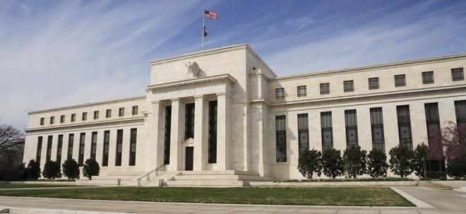 FOMC-Protokoll: US-Notenbank Fed: Jüngste Zinsentscheidung war eine knappe Sache   Nachricht   finanzen.net
