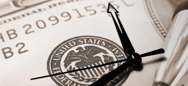 Zinsfantasie: US-Währungshüter signalisiert weitere Zinserhöhung im laufenden Jahr