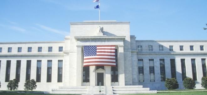 Um 25 Basispunkte: US-Notenbank Fed hebt Leitzins an - Prognose unverändert | Nachricht | finanzen.net