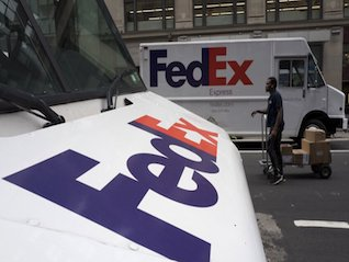 : FedEx earnings miss as 'weaker global trade growth trends continue' (FDX)